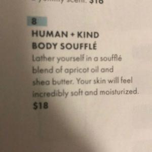 human+kind Makeup - NWT Human+Kind Body Soufflé